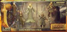 The Hobbit Mirkwood Hero Pack Desolation of Smaug Action Figure NEW unopened