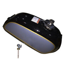 Refit Motorcycle Modified Steel Fuel Gas Tank W/Cap Switch For Honda BENLY50S