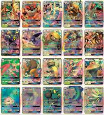 Pokemon TCG : 20 CARD LOT RARE, COM/UNC, HOLO & GUARANTEED GX OR FULL ART GAME