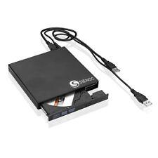 Slim Extern USB 2.0 DVD Brenner Laufwerk CD±RW DVD RW ROM Für Notebook PC Laptop