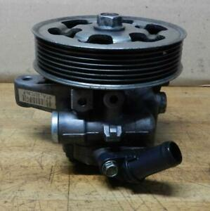 2007-11 Honda CR-V CRV 2.4L 4-Cyl used power steering pump RTA (Pipe on bottom)