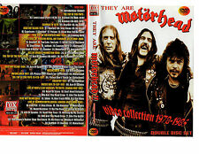 Motorhead-They Are...Video Collection 1978-1985-2 DVD Set/Nice!!