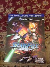 StarFox Assault (Official Nintendo Power Strategy Guide - Gamecube) w/Poster Exc