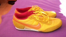 Womens NIKE Track Racer Textil Gelb Yellow Neu Gr:38,5 Match Capri Sneaker