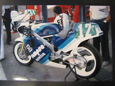 Photo Campsa Honda NS250 1986 #12 Carlos Cardus (ESP)