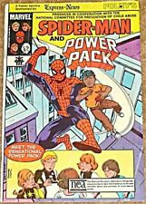 AMAZING SPIDERMAN GIVEAWAY PROMO POWER PACK CHILD ABUSE VARIANT 1E SAN ANTONIO