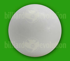 50 Smooth Foosballs White - Smooth Table Soccer Balls