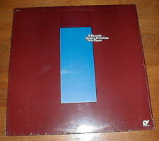 "ARMEN DONELIAN ""A Reverie-Solo Piano"" LP STILL SEALED"