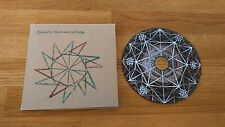 RARE Cranium Pie The Geometry Of Thistles CD Numbered Sleeve Prog Fruits De Mer