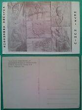 S. Demetrio Corone - Kultura Arbereshe - Bassorilievo di Hevzi Nuhiu