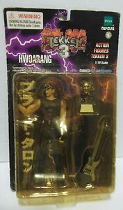 Tekken 3 Hwoarang Action Figure In Original Sealed Packaging