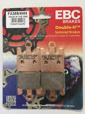 EBC FA369/4HH Sinter-Bremsbeläge für Kawasaki Suzuki (Anpassungsliste)