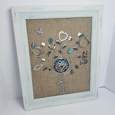 Vintage Jewelry Tree of Life Mosaic