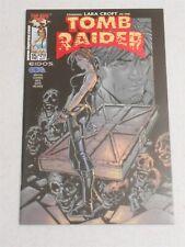 Tomb Raider #15 Red Foil Variant (9.4 NM) 2001