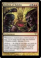 *MRM* FOIL FR Antienne de Rakdos (Anthem of Rakdos) MTG Dissension