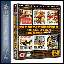 THE GREAT WESTERN COLLECTION - VOLUME 1    **BRAND NEW  DVD BOXSET **