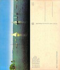 Latvia 1967 post card Kish-Lake . kn528