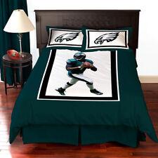 Philadelphia Eagles Michael Vick Comforter Set Christmas Gift Bedding Queen