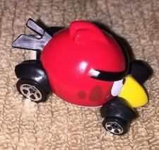 Hot Wheels HW Imagination Angry Birds RED BIRD - 2012 Mattel - used