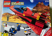 LEGO 2774 RED TIGER Town Classic Airport Airshow NEW Sealed