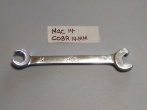 Mac Tools #COBR14MM, 14MM Line / Flare Nut Wrench ***FREE SHIPPING***