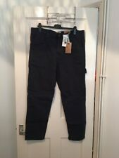 BNWT Timberland Blue Cargo Trousers Waist 36in L32 (box 6)