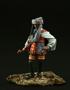 Tin soldier, Collectible, English Herald, XV c. 54 mm, Medieval