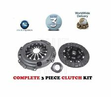 Para Mazda Premacy 2001-12/2004 2.0 MPV 16v 3 Piezas Kit de Embrague Completo