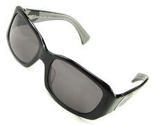 Calvin Klein cK 832S090 Sunglasses, Gloss Black, Gray Lenses, NEW! Nice! Save!