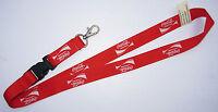 Coca Cola Schlüsselband Lanyard NEU (T246)