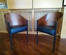 4 sedie costes philippe starck by DRIADE anno 1987