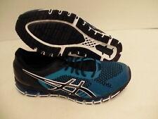 Asics men's gel quantum 360 knit running shoes peacoat directoire blue size 10