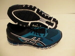Asics men's gel quantum 360 knit running shoes peacoat directoire blue size 12