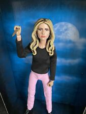 """More details for custom buffy the vampire slayer sideshow 12"""" statue doll figure"""