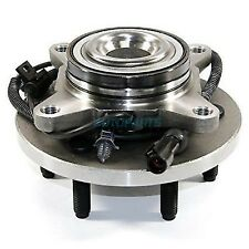NEW FRONT WHEEL BEARING & HUB ASSEMBLY FITS 2009-2010 FORD F-150 295-15117