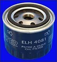 Filtre à huile Lautrette pour: Renault: Alpine A310, Fuego, Jeep CJ7, Master I,