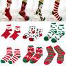 Christmas Ladies Soft Fluffy Socks Warm Winter Cosy Lounge Bed Socks Xmas Gift