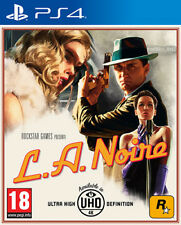 L.A. Noire PS4 Playstation 4 IT IMPORT TAKE TWO INTERACTIVE