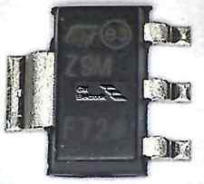 1x SMD TRIAC Z9M - Z0109MN verbaut in Steuerungen von Wasch-Geschirrspüler usw.