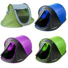 Summit Hydrahalt Pop Up Tent Camping and Outdoor Sleeping Gear - Choose Design
