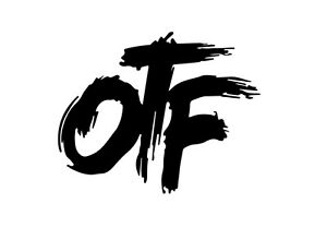 OTF Decal Only The Family Decal 2-Pack Lil Durk Lil Baby The Voice of The Heroes