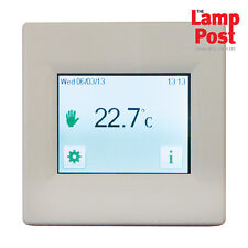 BN Thermic T16CW - Touch Screen Underfloor Heating Programmable Thermostat White