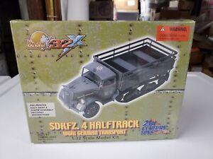 21st Century Toys Ultimate Soldier Sdkfz 4 Half Track 1/32 Sealed Model Kit