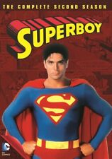 SUPERBOY SEASON 2 New Sealed 3 DVD Set Second Warner Archive Collection