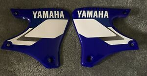 YAMAHA YZ400F 1998 OEM TYPE RADIATOR SCOOP GRAPHICS