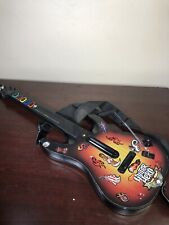Red Octane PlayStation 3 Guitar Hero Sunburst  Wireless Controller No Dongle PS3