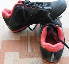 Kempa Sportschuhe Gr. 37 schwarz - rot Freizeitschuh für Hallen geeignet