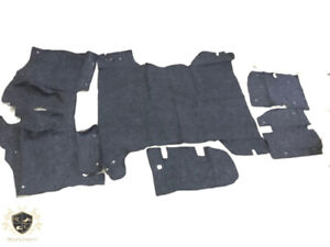 SUZUKI SAMURAI GYPSY SJ410 SJ413 FLOOR CARPET SET Fit For