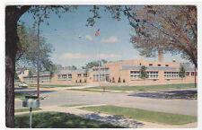 Washington School St Cloud Minnesota postcard
