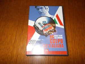 DVD UN COLPO ALL'ITALIANA - MICHAEL CAINE